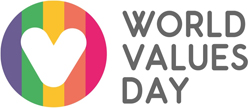Am 19. Oktober ist World Values Day